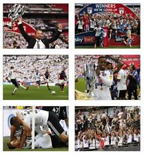 Fulham Championship Play-off Winners POSTCARD Set
