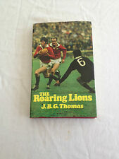 Hardback Book - The Roaring Lions