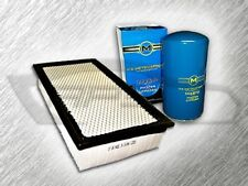 7.3L TURBO DIESEL STANDARD AIR FILTER AND 1 OIL FILTER KIT FOR FORD