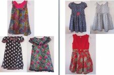 Polyester Short Sleeve Dresses (2-16 Years) for Girls