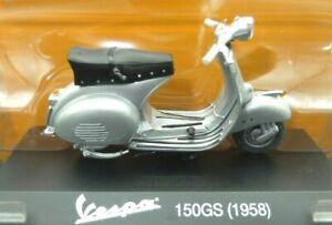 COLLEZIONE MODELLINI VESPA COLLECTION SCALA 1:18 150GS 150 GS MOTOR BIKE MOTO