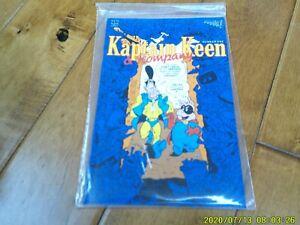 Kaptain Keen & Kompany #1 (1986) Vortex Comics VF/NM RARE!!!