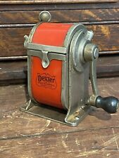 Vintage Dexter Pencil Sharpener No.1 old Antique