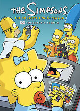 The Simpsons  The Complete Eighth Season DVD NEW