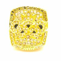 Olympic Canada Crosby  18k Gold Plated Championship Ring