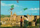 AA0231 Urbino - Città - Festa dell'Aquilone - Animata