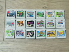 Nintendo 3DS Spiele ohne OVP Zelda, New Mario Kart, Smash Bros. Pokemon Yoshi