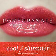 Pomegranate LIPSENSE New FULL SIZE Authentic Liquid Lip Color By SeneGence