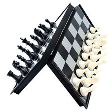 Magnetschach Reise Zusammenfaltbares Brettspiel Tragbares Spiel Geschenk