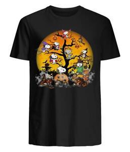 Snoopy Halloween Tree Shirt, Peanuts Dog, Disney Lover, UNISEX SHIRT, GIFT IDEAS