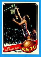 1979-80 Topps JAN VAN BREDA KOLFF (ex-mt) New Jersey Nets