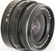 Pentacon 3.5/30mm F3.5 - RARE M42 Pentax Screw + DIGITAL fit Lens Made in G.D.R.