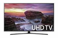 "Samsung 58"" Class 4k (2160P) Smart LED TV (UN58MU6070EXZA)"