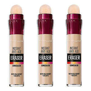 Maybelline Instant Anti-Age Eraser Under Eye Lightweight Concealer *NEW&SEALED*