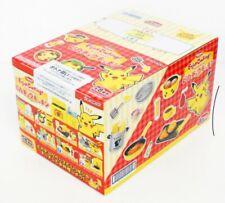 Re-Ment Pokemon Enjoy Cooking! Pikachu Kitchen Miniature Complete Set of 8 F/S