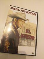 Dvd EL ZURDO CON PAUL NEWMAN