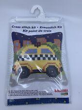 Cross Stitch Kit - Car