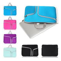 """Handbag Carry Case for Macbook Air 11/13"""" Pro 13/15 Retina 12"""" Zipper Pocket Bag"""