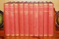1933 WORKS OF H G WELLS 10 Vols TONO BUNGAY Marriage OPEN CONSPIRACY &c