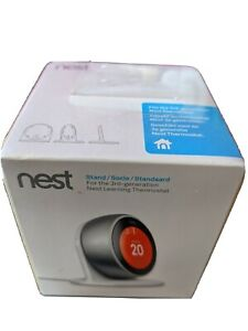 New Stand for 3rd Generation Nest Learning Thermostat White Unopened Box