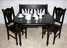 Tisch- & Stuhl-Sets aus Holz fürs Esszimmer Überspannungsschutze der Teile 4