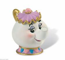 Disney Madame Pottine Figur - aus die schöne und das Biest - Bullyland 12474