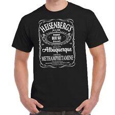 Unbranded Short Sleeve T-Shirts for Men Breaking Bad