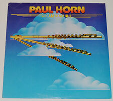 Paul Horn 1978 Dream Machine With Lalo Schifrin Smooth Jazz NM Vinyl Flute