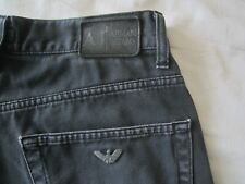 MEN'S ARMANI JEANS w 32 l 34  vintage 90s/00s classic tapered fit 80s casuals