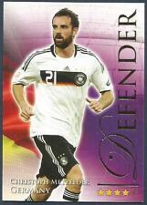 FUTERA 2010 WORLD FOOTBALL-SERIES 2- #512-GERMANY-CHRISTOPH METZELDER