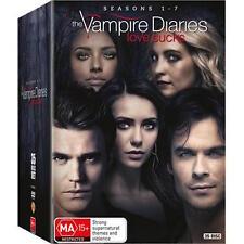 THE VAMPIRE DIARIES Seasons 1 2 3 4 5 6 7 : NEW DVD