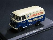 """Schuco Mercedes-Benz L319 1:43 """"Dachser Luftfracht"""" (JS)"""