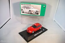 SCHUCO BMW Z3 COUPE 2.8 RED MINT BOXED