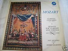 Mozart- Clarinet Concerto In A- Lp- Vox 11110