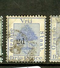 ORANGE FREE STATE (P2012B) 2D/3D  SG52   VFU