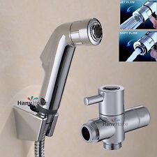 Handheld Bidet Shataff Bidet Douche Shower Toilet Spray with T-adapter