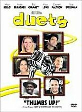 Duets (DVD, 2001, Special Edition) NEW SEALED