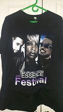 2015 Essence Festival New Orleans Louisiana T Shirt Size Large