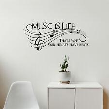 Volume Music Dial Wall Art Decal Sticker MU29