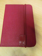 Official Amazon Kindle Keyboard (3rd Generation) Red Leather LED Light Case