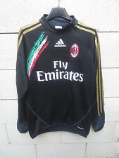 Sweat training A.C MILAN ADIDAS Formotion magli jersey shirt calcio football S