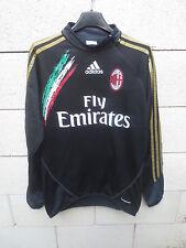 Sweat training A.C MILAN ADIDAS Formotion magli jersey shirt calcio football S