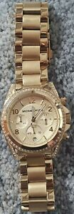 Michael Kors damenuhr gold MK 5166 Blair