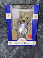 Prince William From Hamleys Toy Shop In London Heritage Bears Collection Jointed