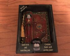 Spell Cast Wizards Spell Book And Matching Pen