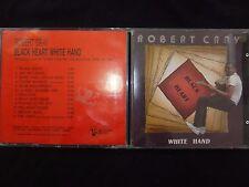 CD ROBERT CRAY / BLACK HEART WHITE HAND /