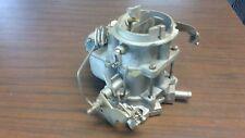 Carter BBD Manual Hand Choke Carburetor 6365S Truck