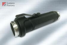 E Series 2 Cell Body. HA3 Black. Surefire E2 E2e E2D L4 Compatible. (Short Clip)