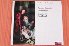 Couperin François - Les Apothéoses - Jordi Savall - CD Astrée