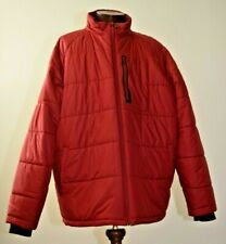 Under Armour Men's Parka Jacket Coat 3XL Big & Tall Puffer Red WARM PreOwned